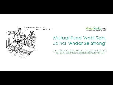 Kuch hi Mutual Funds Sahi Hai - Moneyworks4me
