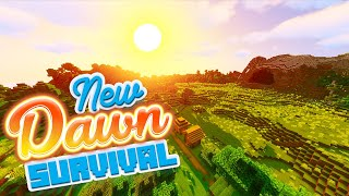 New Dawn Survival - WHAT IS THAT Ep 1 - Minecraft Modded Survival