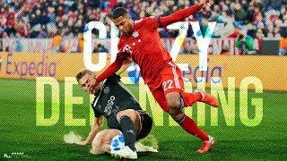 Crazy Football Defensive Skills & Tackles - 2019   HD