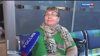 В Омске возобновилось международное авиасообщение