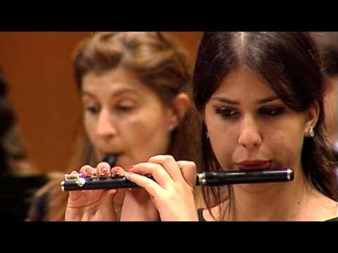 BANDA DE MÚSICA MUNICIPAL DE VALGA, 'Impresiones Gallegas-Suite' de Enrique Saavedra Castro