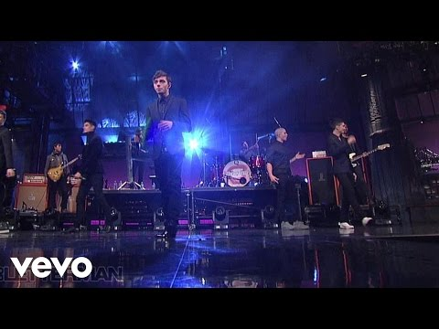 Baixar The Wanted - Show Me Love (Live on Letterman)