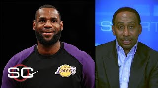The Lakers are now my favorites to win the championship - Stephen A. Smith | SportsCenter