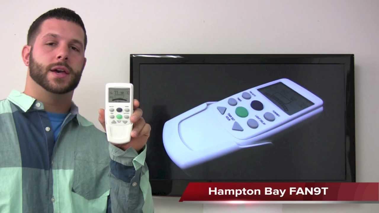 Hampton Bay Fan 9t Remote Control Amp Receiver 10r Review