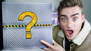 UNBOXING THE WORLD'S RAREST MYSTERY BOX!? (HUGE SUCCESS!)