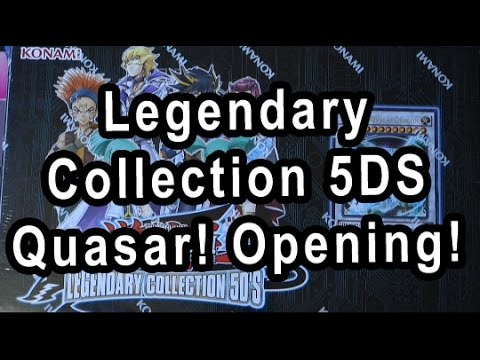 Legendary Collection 5DS Quasar! Opening!