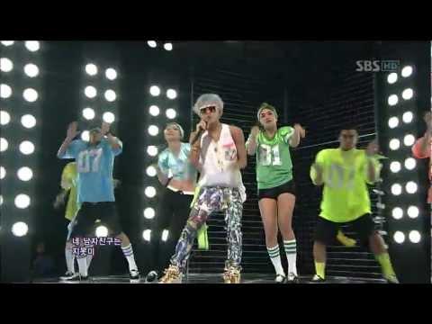 G-DRAGON_0930_SBS Inkigayo_CRAYON(크레용)