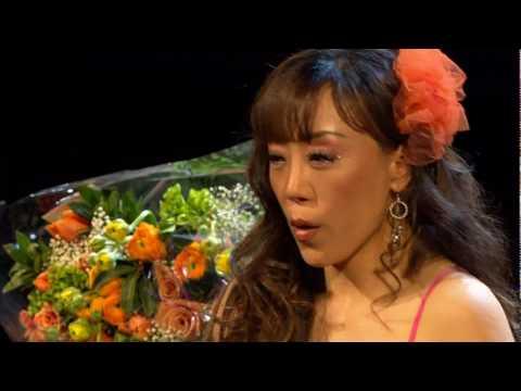 Sumi Jo - Franz Schubert - Ave Maria - Paris, 2006