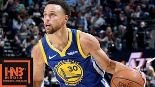 Golden State Warriors vs Utah Jazz Full Game Highlights | 10.19.2018, NBA Season