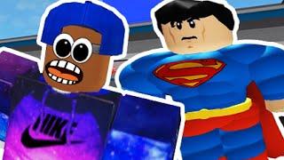 SUPERHERO FACTORY TYCOON! | Roblox