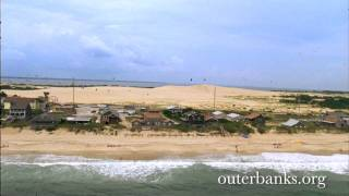 The Outer Banks of North Carolina