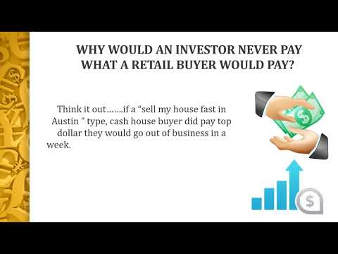 Sell My House Quickly in Austin to a Cash Buyer? Should I?