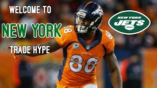 "Demaryius Thomas | ""Welcome To New York"" 