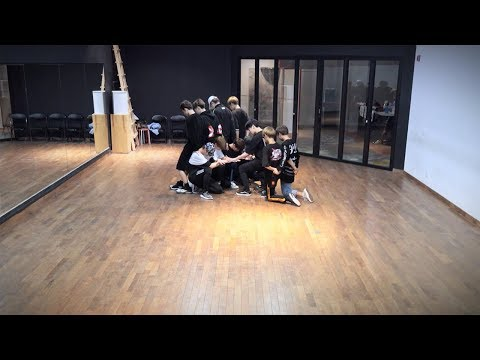 Wanna One (워너원) - 에너제틱 (Energetic) Dance Practice (Mirrored)
