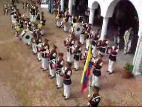 Ceremonia Policarpa Salavarieta