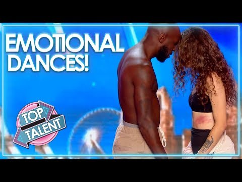 Most EMOTIONAL Dance Routines On Got Talent!   Top Talent