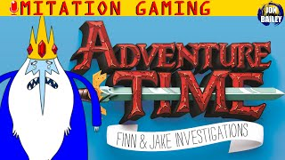 ICE KING plays ADVENTURE TIME (Imitation Gaming)