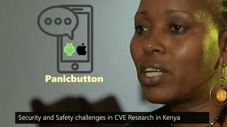 Safety challenges in CVE research in Kenya