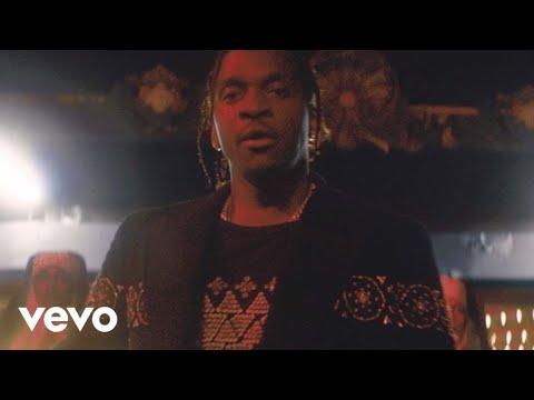 Pusha T - Crutches, Crosses, Caskets (Music Video)