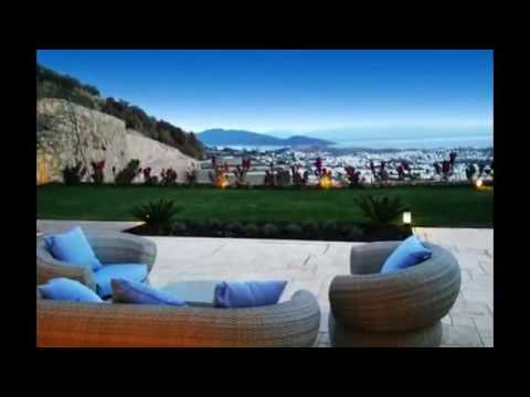 Beautiful Bodrum sea view homes
