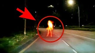 5 Scary Things Caught On Camera In The Woods