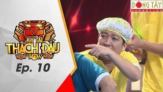 GAME | KỲ TÀI THÁCH ĐẤU TẬP 10 FULL HD (20/11/2016)