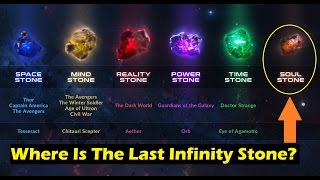 Where Are The Infinity Stones Now? Doctor Strange & Thor Ragnarok - Infinity Stones Explained