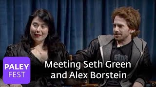 Seth MacFarlane and Friends - How Seth Green & Alex Borstein Met Seth