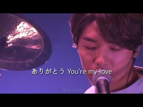 GLORYDAYS  * CNBLUE 【FMD】歌詞つき