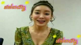 Jang Ja Yun *last Interview* *WIDESCREEN HD*