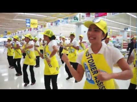 SM City Gensan Supermarket Theme