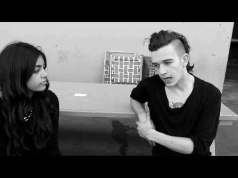 The 1975 x Interview with Matt Healy