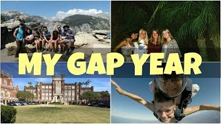 MY GAP YEAR EXPERIENCE!