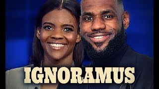 Candace Owens, 'Lebron James is Ignorant and Maxine Waters has a Low IQ'