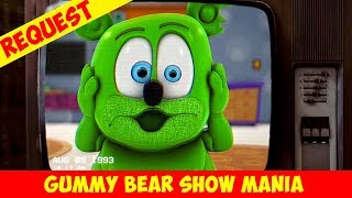 Hiccups (OLD TV Effect) Special Request - Gummy Bear Show MANIA