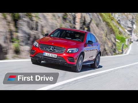2016 Mercedes GLC Coupe review: Putting the 'S' into SUV