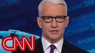 Cooper: White House response leaves questions unanswered