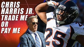 Chris Harris Jr. Demands Trade or New Contract