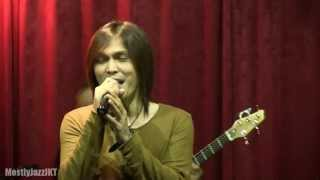 Sandhy Sondoro ft. Once - Come Together @ Mostly Jazz 01/05/13 [HD]
