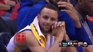 Stephen Curry Gets EXPOSED&COOKED By James Harden!(CHOKED)