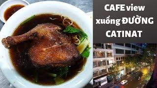 20 năm Mì vịt tiềm Thượng Hải, quận 10 - Quán cafe đẹp nhìn xuống đường Catinat - Đồng Khởi