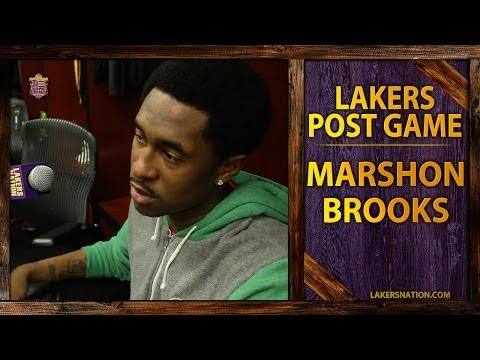Lakers vs. Kings: MarShon Brooks On Chemistry With Jordan Farmar And Finally Getting A Chance In NBA