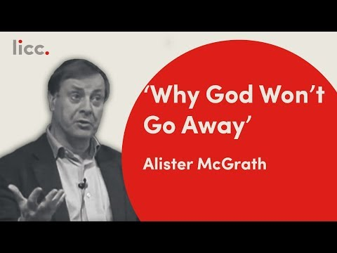 'Why God Won't Go Away' by Alister McGrath