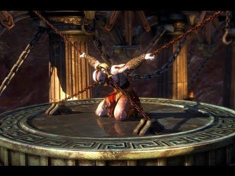 God of war ascension ita parte 1 hd le furie phim for Soluzione giardini superiori god war 3