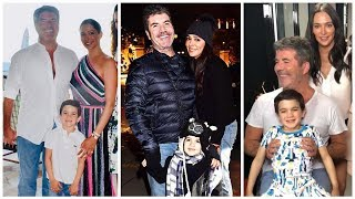 Simon Cowell's Family - 2018 (Son Eric Cowell & Girlfriend Lauren Silverman)