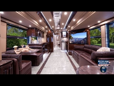 Elegant 2017 Newmar Dutch Star 4054 Class A Luxury Diesel Motorhome Video Tour