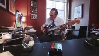 Here's How Lester Holt Warms Up to Anchor NBC Nightly News