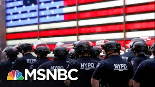 NY AG James On Her Lawsuit Against NYPD: This Behavior Has Gone Unchecked | MSNBC