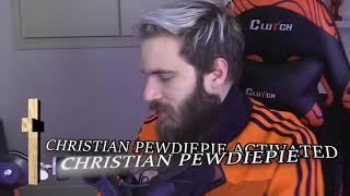 PewDiePie STFU Compilation #1 (Christian PewDiePie Activated)