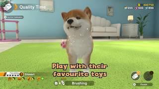 Little Friends: Dogs & Cats - Announcement Trailer